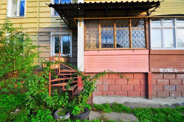 1-комнатная квартира с отдельным входом ул Зеленая