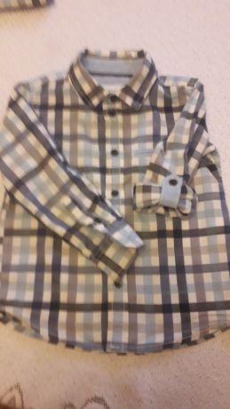 Koszula RESERVED 92 cm dla bliźniaków