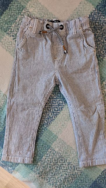 Ляні штани next для хлопчика на 1,5 року