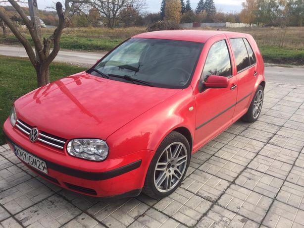 Volkswagen Golf 4 1.4 sr
