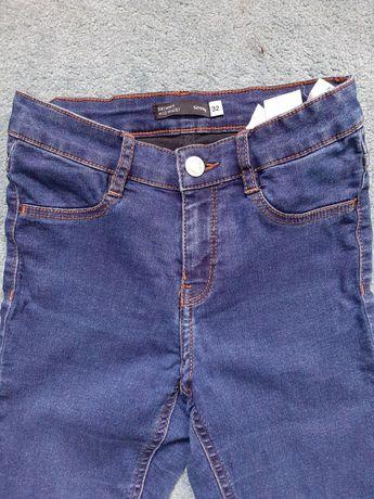 Spodnie damskie dżinsowe r. 32 (XXS) Sinsay