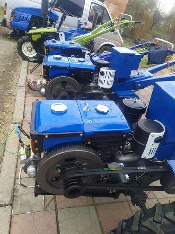 Мотоблоки R-180.R-190.R-195 мотоблоки мототрактори запчастини навісне