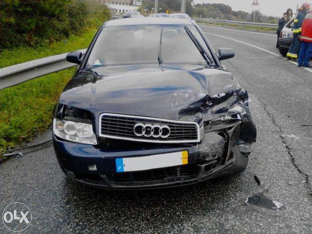 Peças usadas Audi A4 B6 ( 2001 - 2004 )