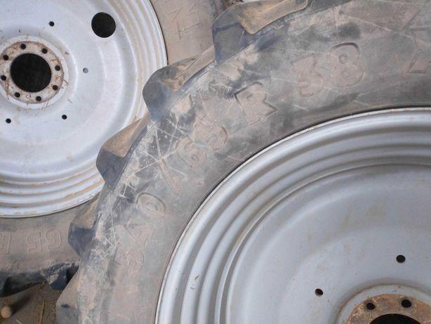 Opony do traktora Michelin 38/65/540; 28/65/440