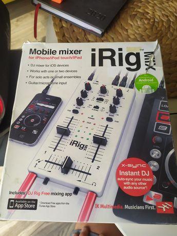iRig Mix - Mobile mixer
