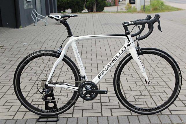Rower szosowy PINARELLO PRINCE Shimano Ultegra 2x11, roz 56