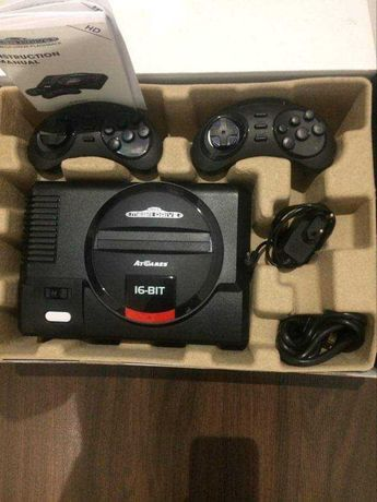 Konsola Sega Mega Dive Flash Back HD retro 82 gry