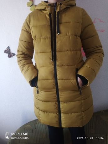 Куртка зимняя размер XS