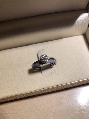Zestaw - dwa srebrne pierścionki YES
