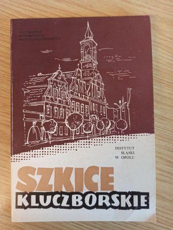 Książka Szkice Kluczborskie
