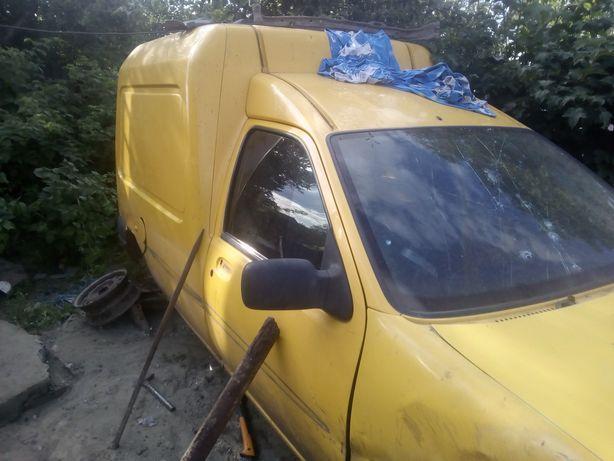 Форд курьер 1.8д фиеста мк4 ford courier fiesta mk4