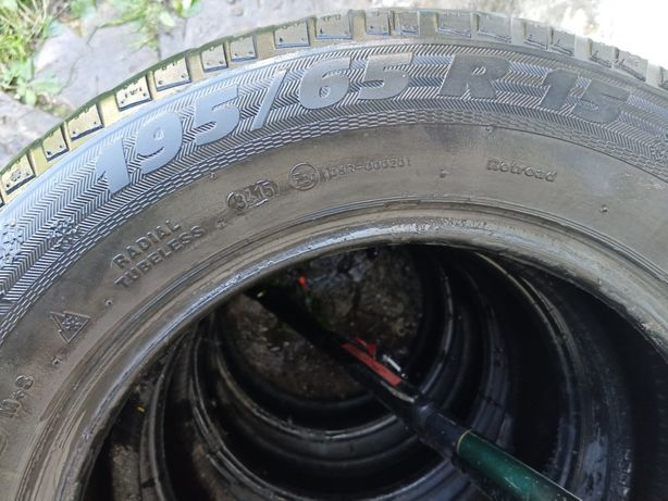 Продам шини Profil R15 195/65 91T