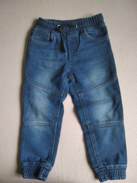 Spodnie jeansowe Lupilu, rozmiar 104, gratis