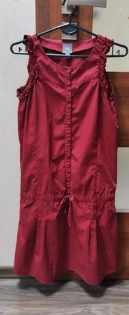 Gap letnia sukienka szmizjerka 38