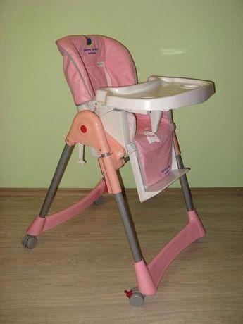 Стульчик для кормления Pierre Cardin enfants розовый