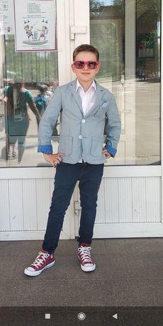 Пиджак на мальчика 7-9 лет Street Gang Италия