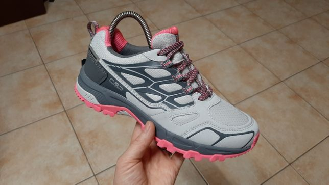 38р,стелька24,5см,Трекинговые кроссовки CMP Zaniah Wmn Trail, состоян