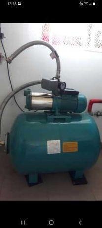 Pompa ogrodowa  Omnigena z hydroforem