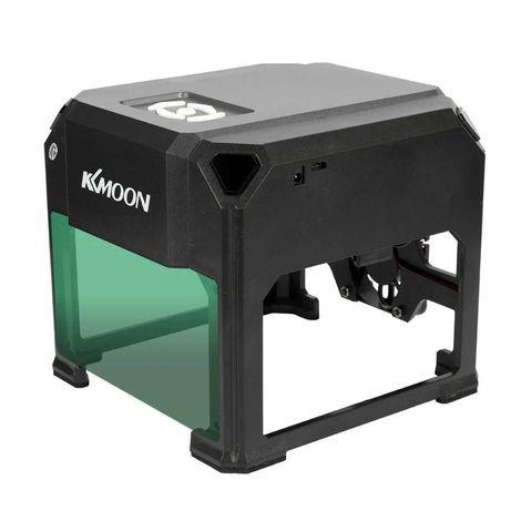Гровер лазерный 80мм×80мм 3000 МВт DIY Мини USB KKmoon