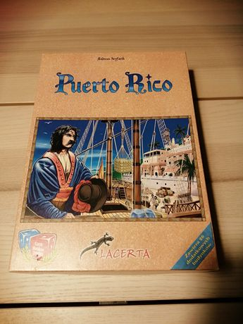 Gra planszowa Puerto Rico