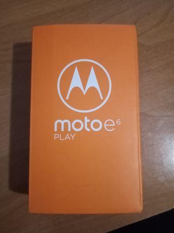 NOWA Motorola MOTO E6 PLAY XT2028-2
