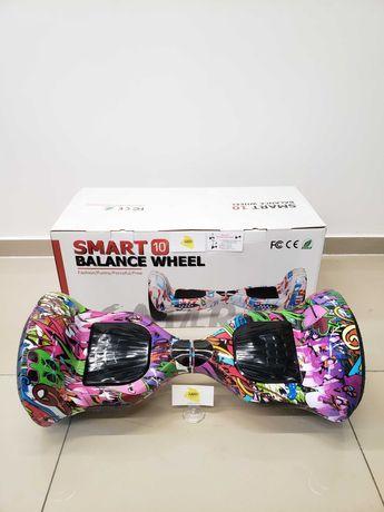 Гироборд 10 дюймов Smart Balance Wheel Джунгли