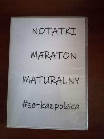 Płyta do powtórki matura polski