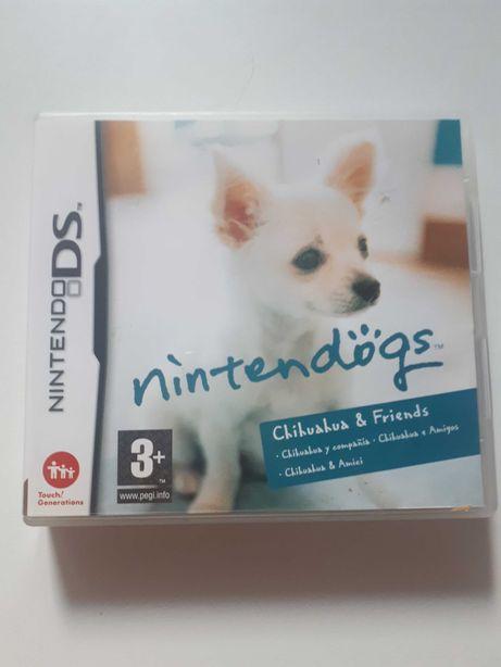 Jogo Nintendogs jogo de cães em otimo estado