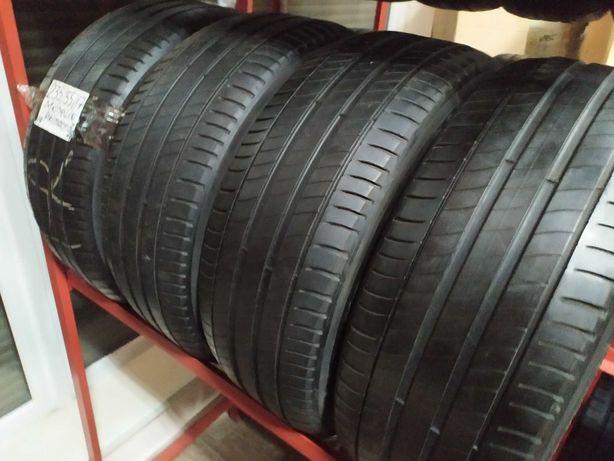 Шины Бу из Германии Michelin Primacy-3  235/55 R17 4шт. 7мм.