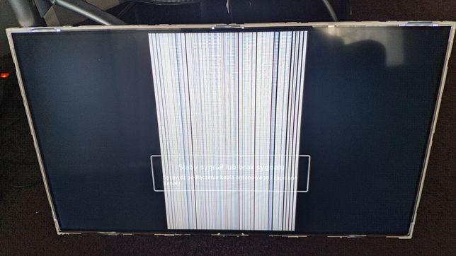 Uszkodzony tv Samsung UE32ES5500 na części płyta zasilanie tcon pilot