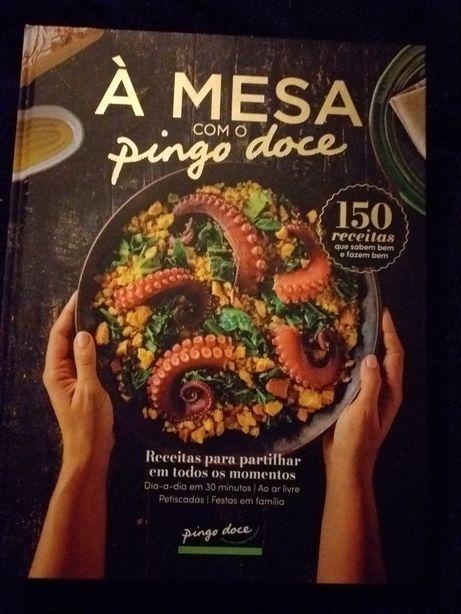Livro culinária pingo doce  ( estado novo)