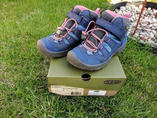 Dziecięce buty Keen Little Kids Hikeport Mid WP rozmiar 31