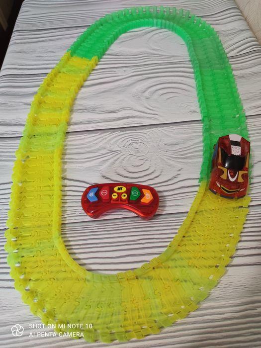 Машинка трековая на пульте Кулеши - изображение 1
