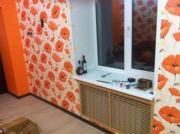 Бригада по ремонту квартир, потолки, обои, электрика