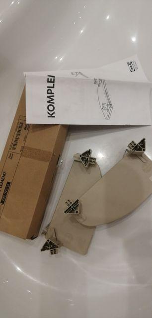 Ikea KOMPLEMENT amortyzator drzwi spowalniacz szafa PAX NOWE