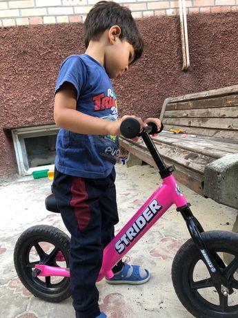 Беговел, велосипед strider