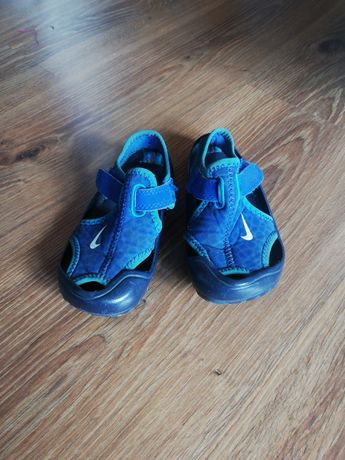 Sandałki Nike 15 cm wkładka