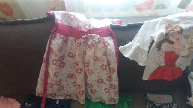 Ubrania dziewczynki