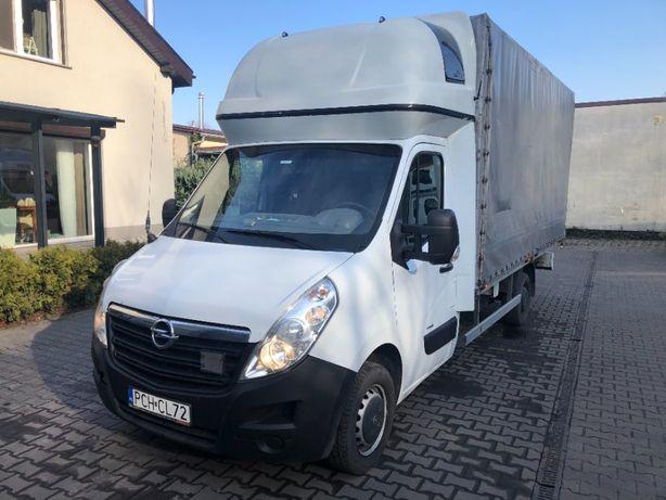 Opel Movano /Renault Master 165km 10ep 485x212x225-255 ład:1100