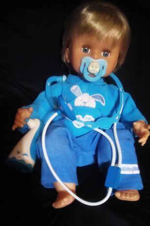 Інтерактивна кукла з коляскою