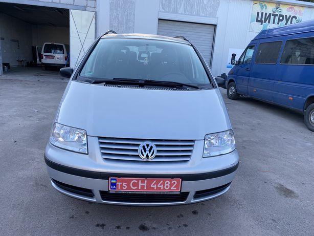 Volkswagen sharan 2.0 фольцваген шаран