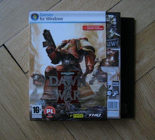 Gra komputerowa Warhammer 40000 Dawn of War II PC