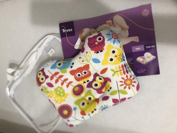 Ортопедическая подушка для младенцев 0+