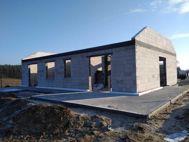 Budowa domów hal i bud.inwentarskich