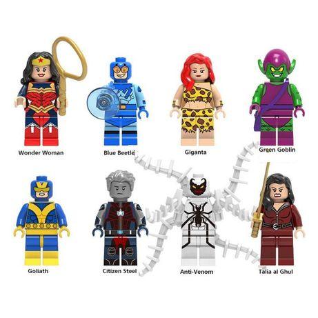Coleção Bonecos / Minifiguras Super Heróis nº90 - compativeis com Lego