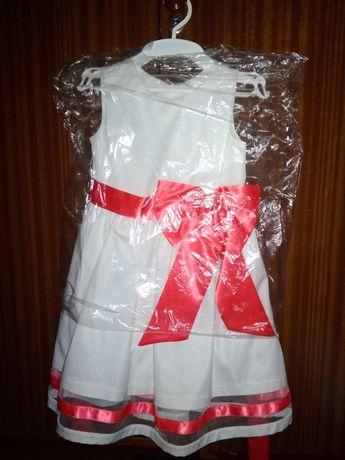 Нарядное платье, 122 р.