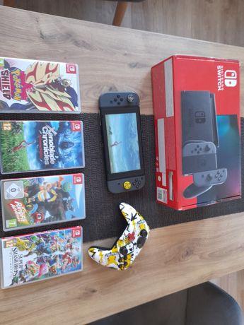 Nintendo Switch Grey v2