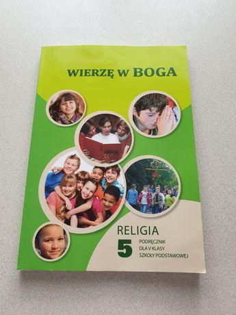Książka do religii, klasa 5 Szkoła Podstawowa