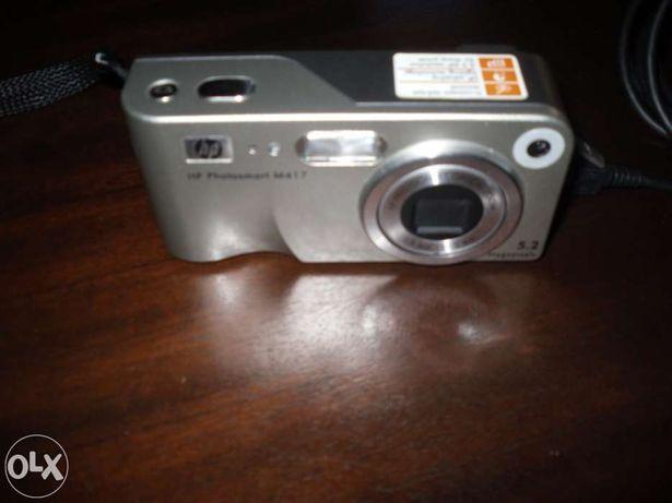 Máquina fotográfica HP - Pilhas