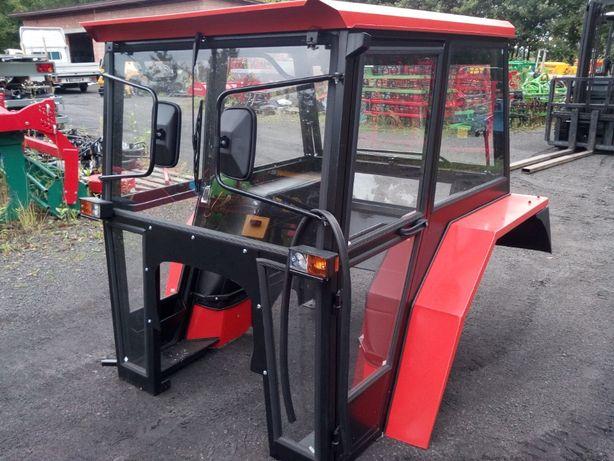 ochronna kabina ciągnikowa model T-25 C330 C360 MF MTZ ze znakiem CE